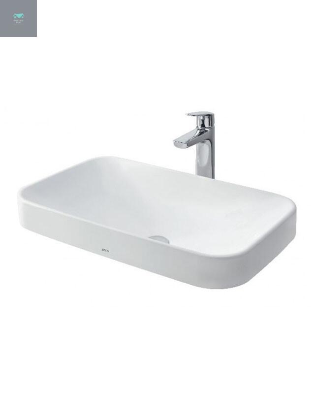 Chậu rửa Lavabo TOTO đặt bàn LT5715