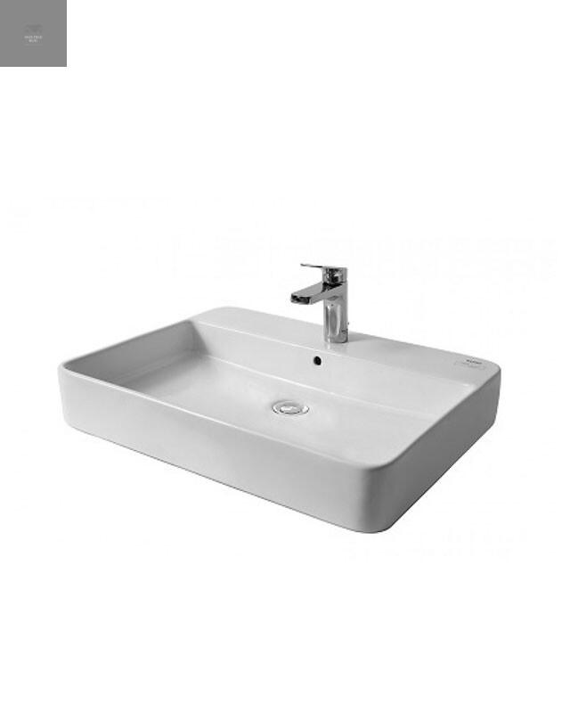 Chậu rửa lavavbo TOTO đặt trên bàn LT951C